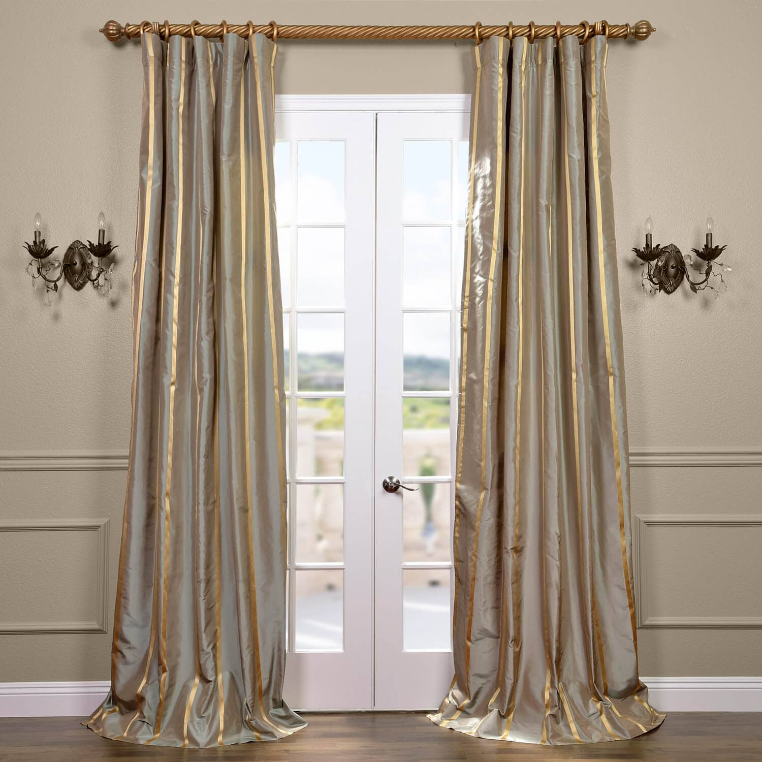 inch curtains full green dot moss long of kitchen velvet extra ready buy hunter polka eyelet cheap made drapes leaf curtain size bedroom blue
