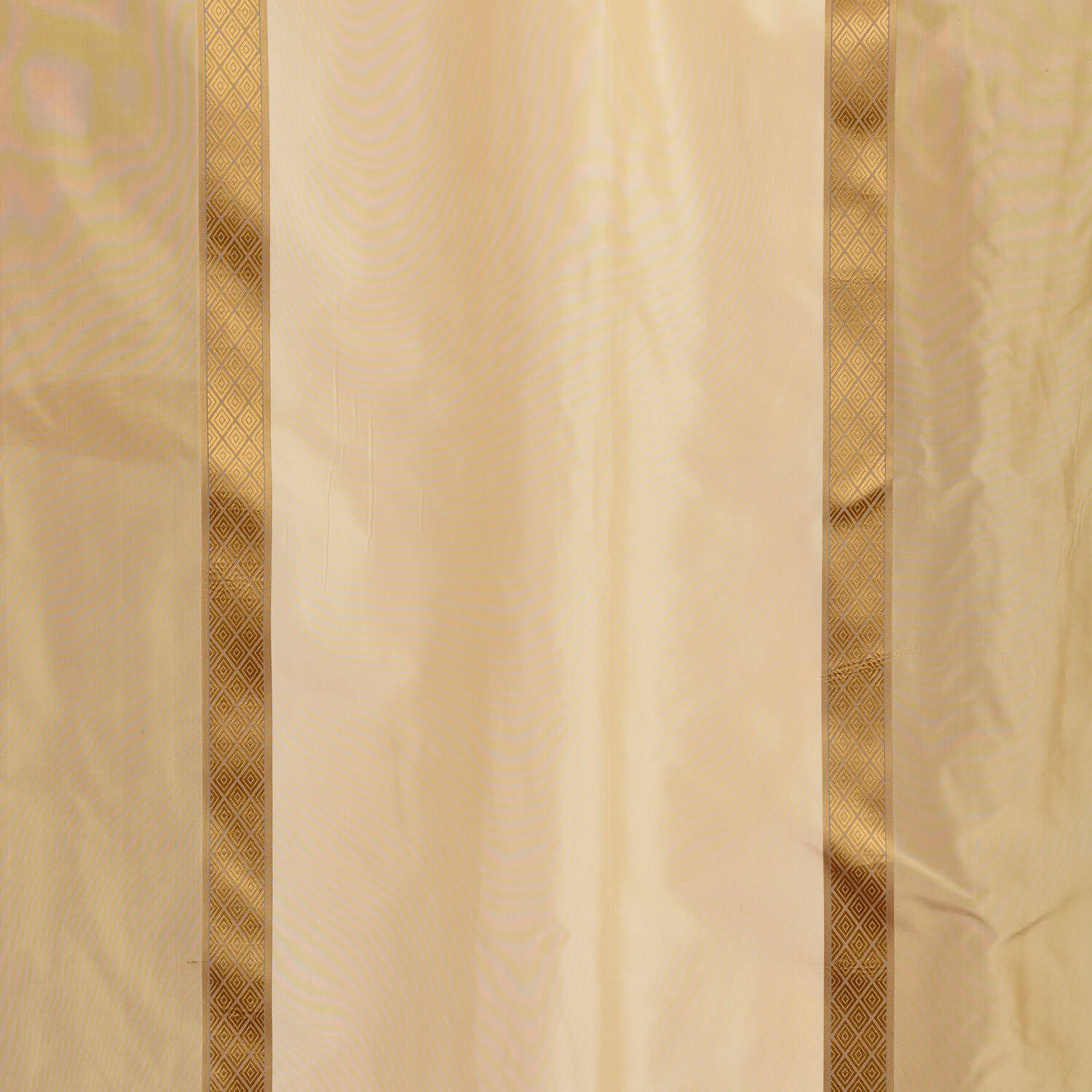 Bristol Silk Stripe Curtain