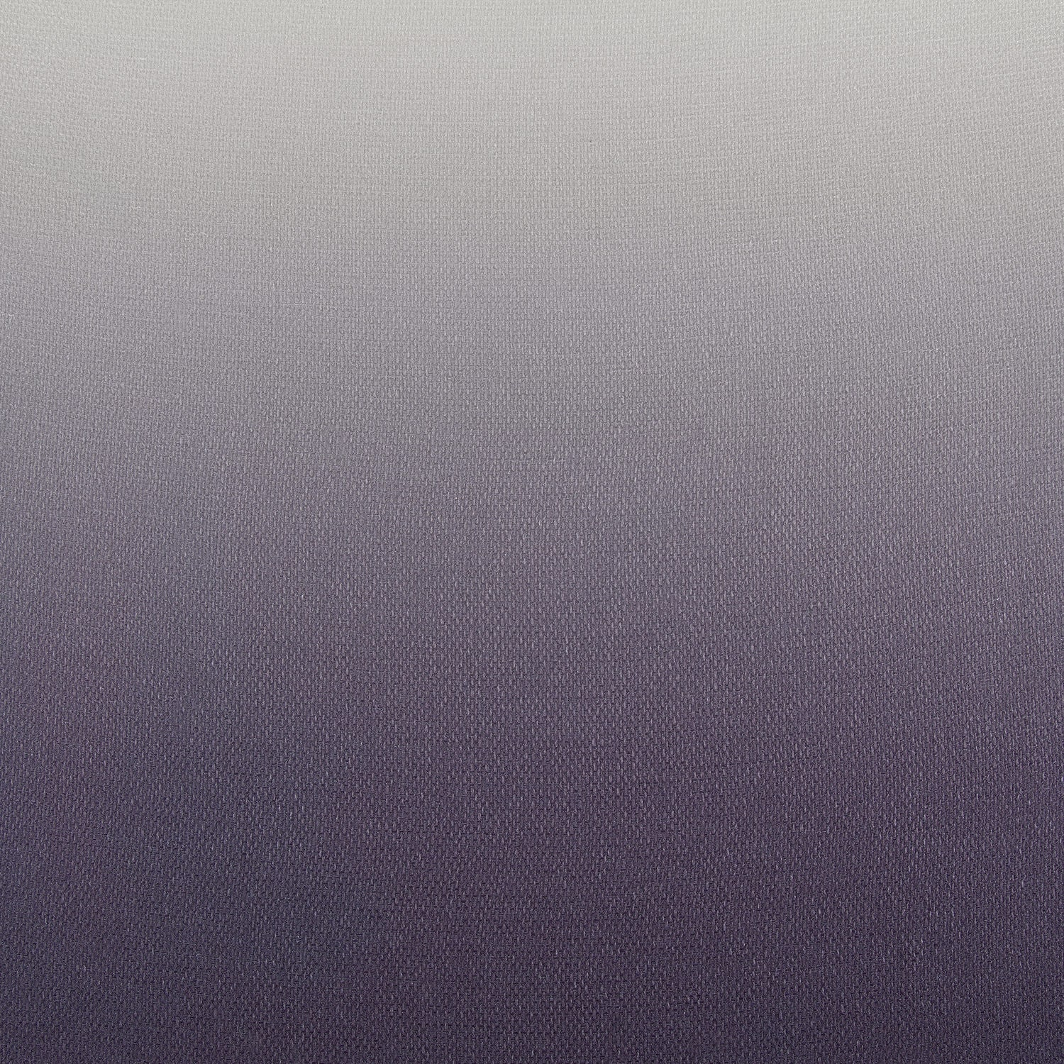 Ombre Plum Faux Linen Semi Sheer Curtain