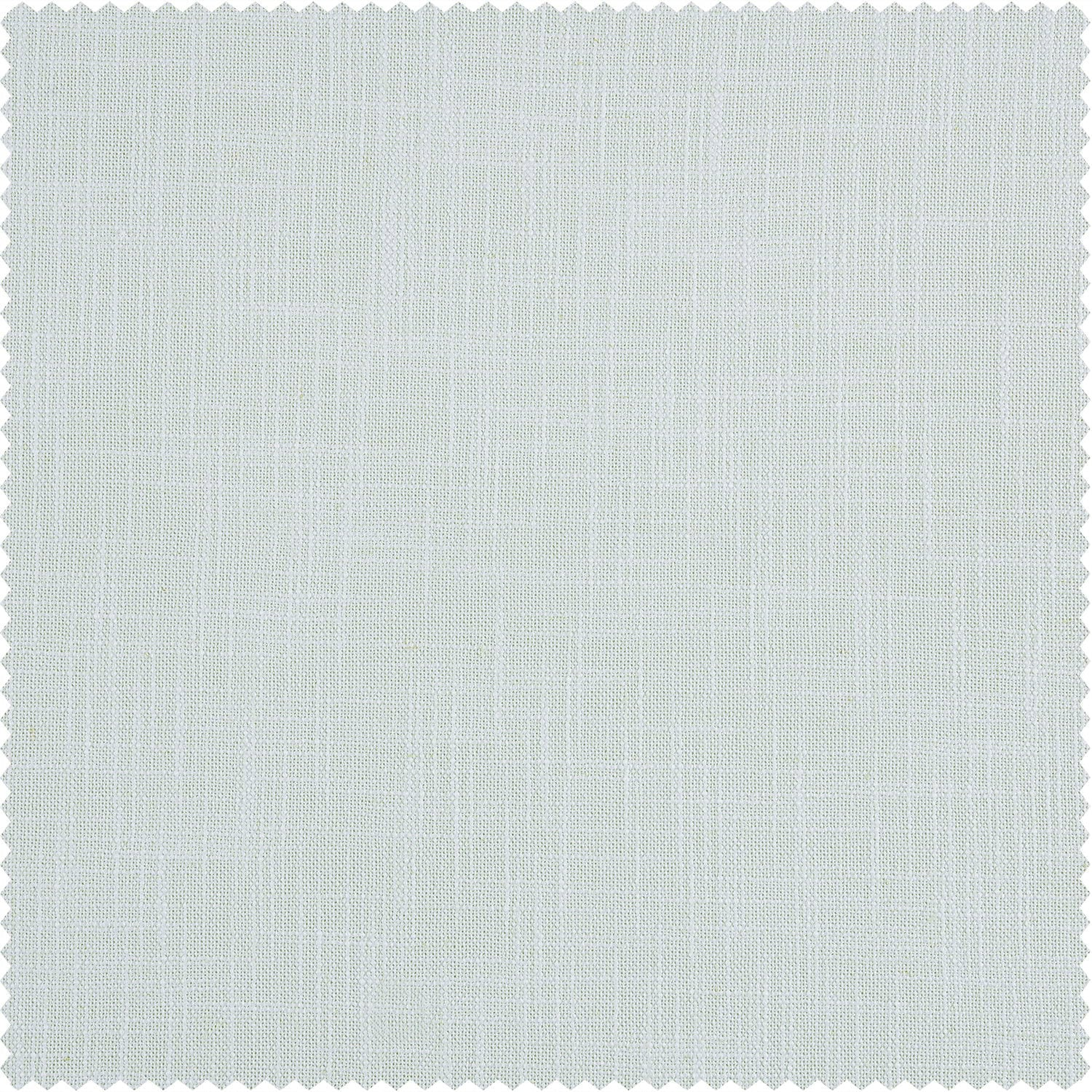 Rice White Heavy Faux Linen Fabric