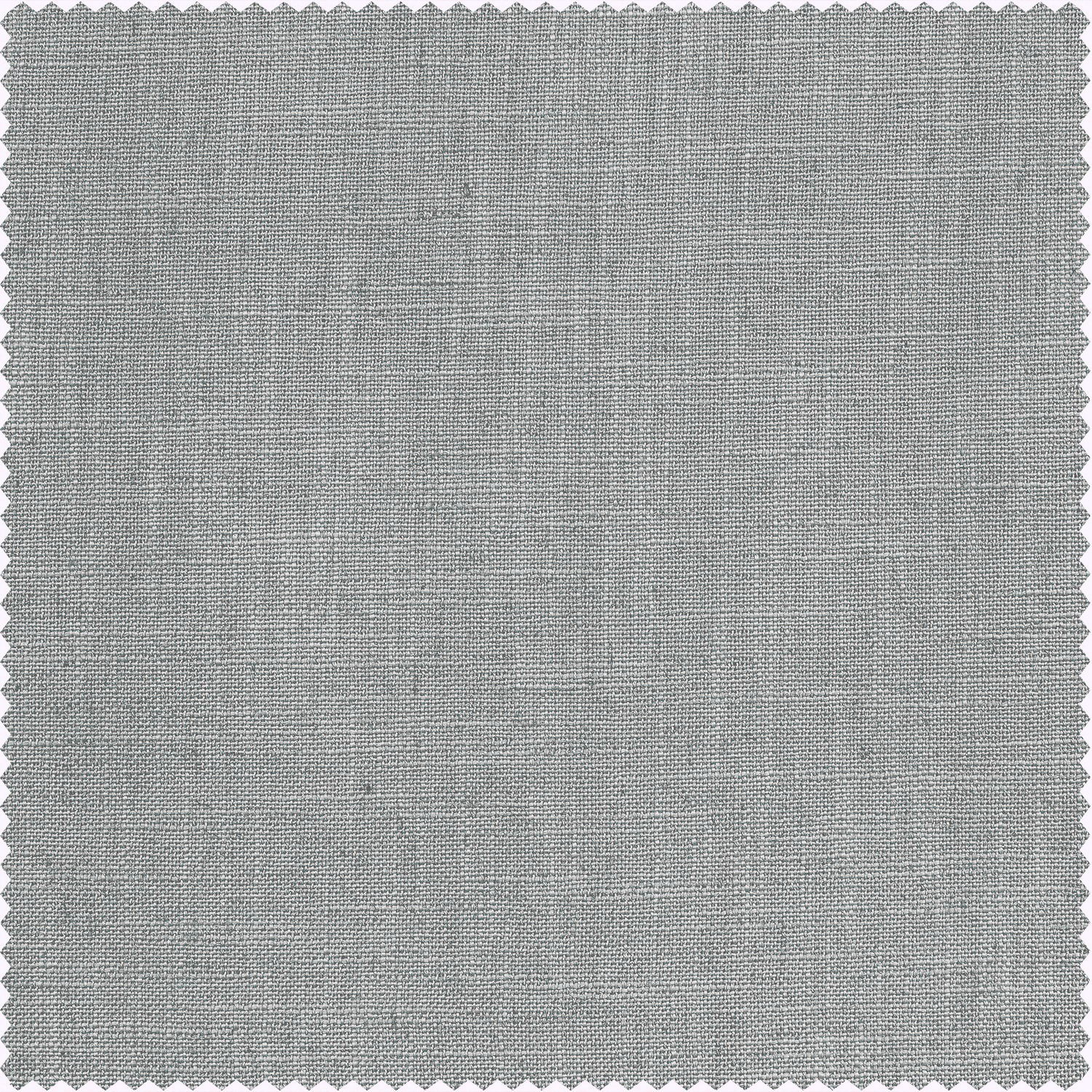 Ash Grey Heavy Faux Linen Swatch