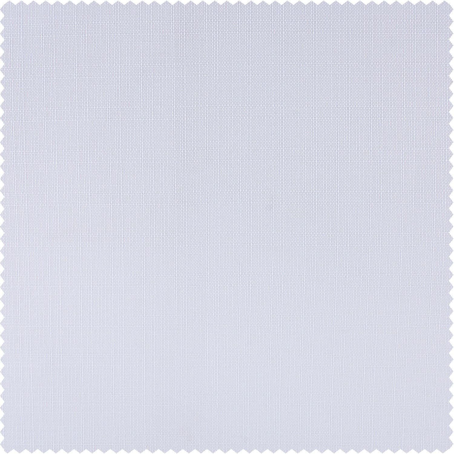 Dove White Italian Faux Linen Swatch