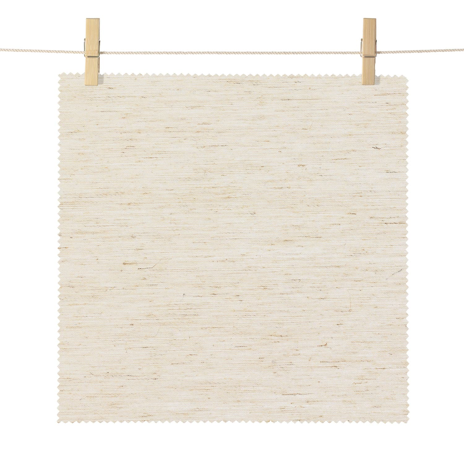 Camden Tan Heathered Hopsack Textured Light Filtering Roller Shade Swatch