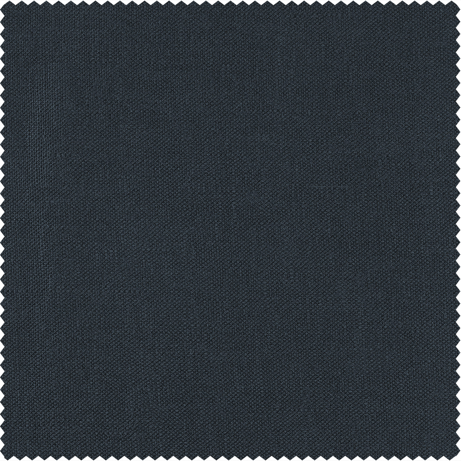 Native Navy French Linen Swatch