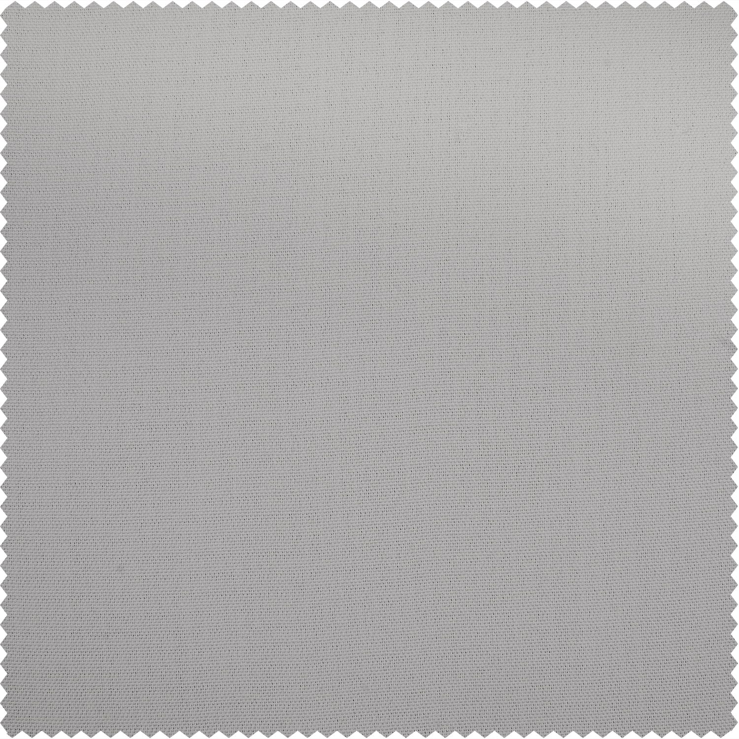Colonial Off White Monochromatic Faux Linen Room Darkening Swatch
