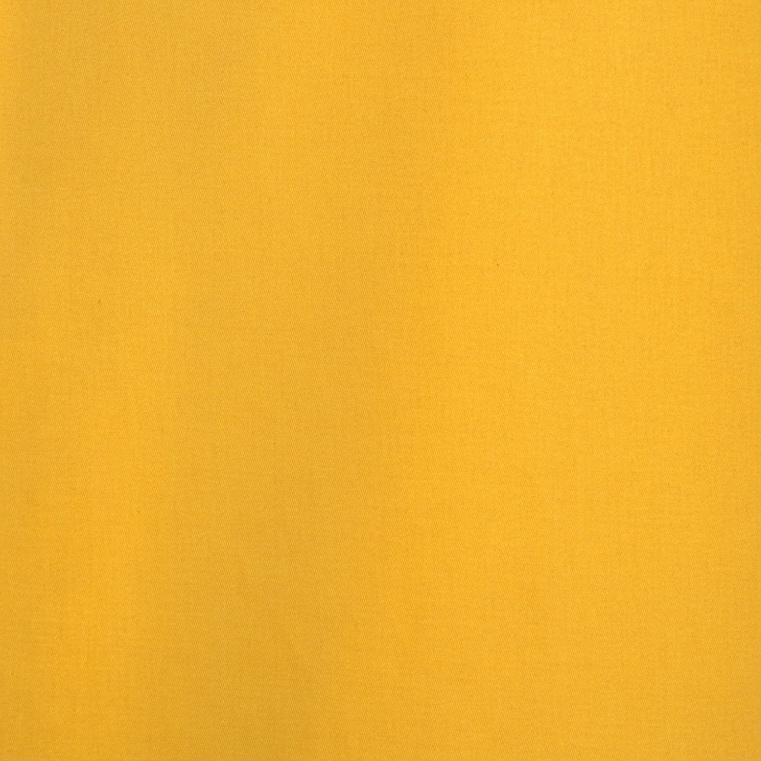 Mustard Yellow Cotton Twill