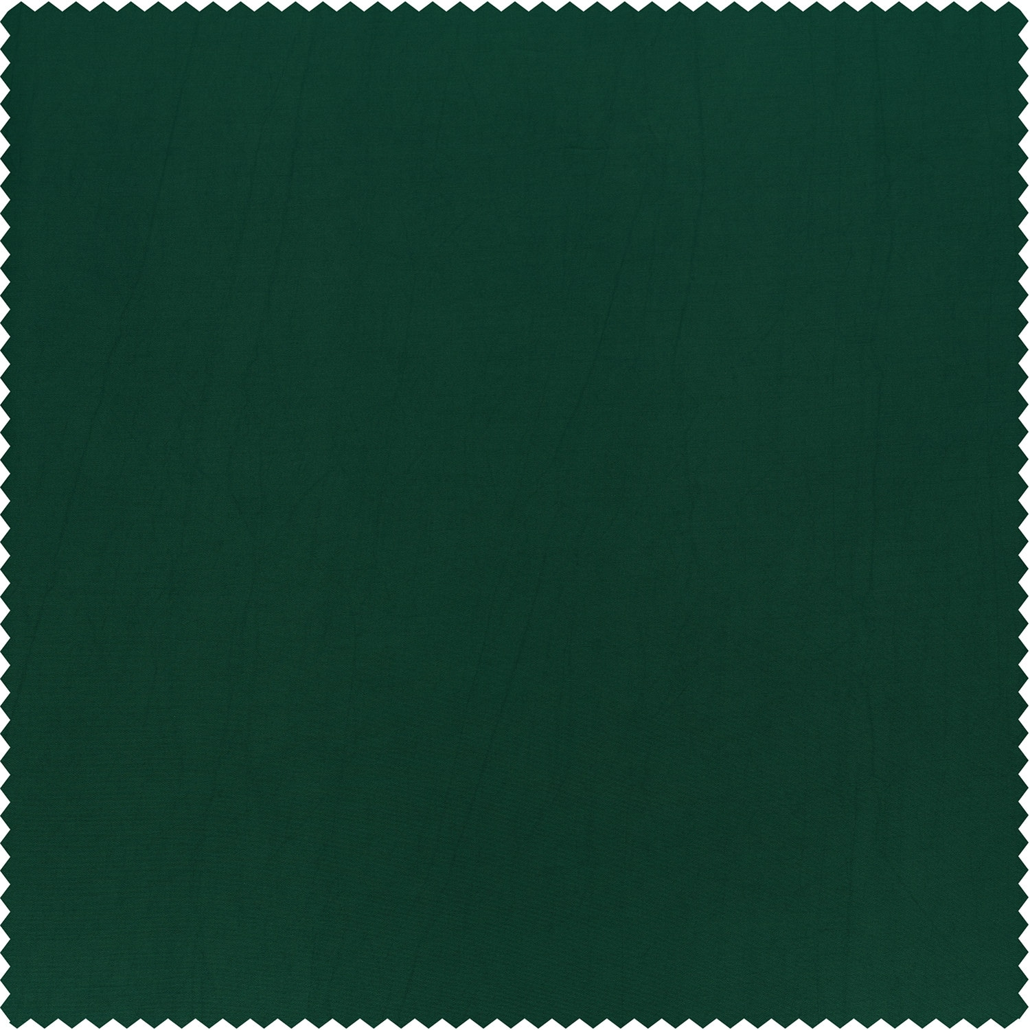 Emerald Green Faux Silk Taffeta Fabric