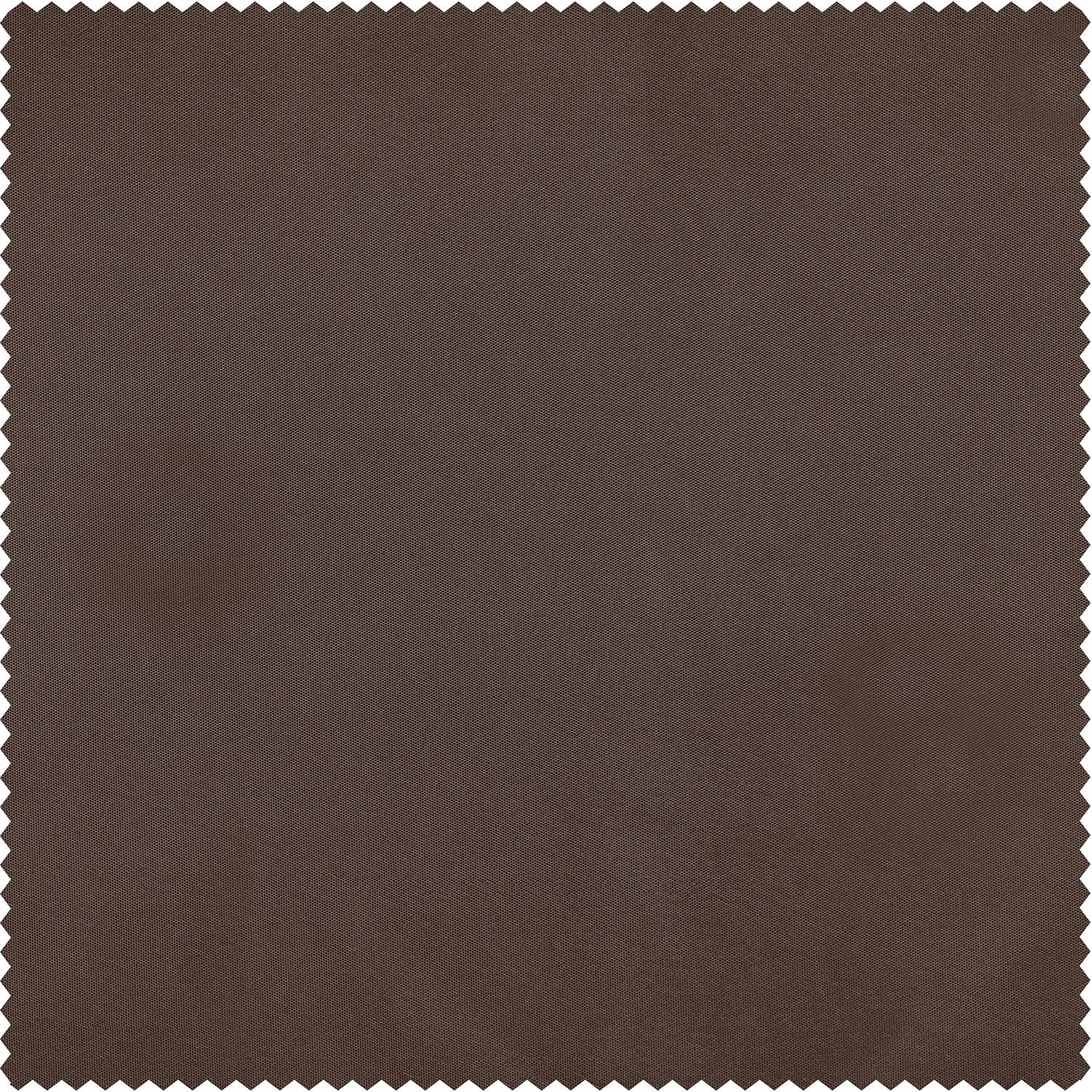 Copper Brown Faux Silk Taffeta Fabric