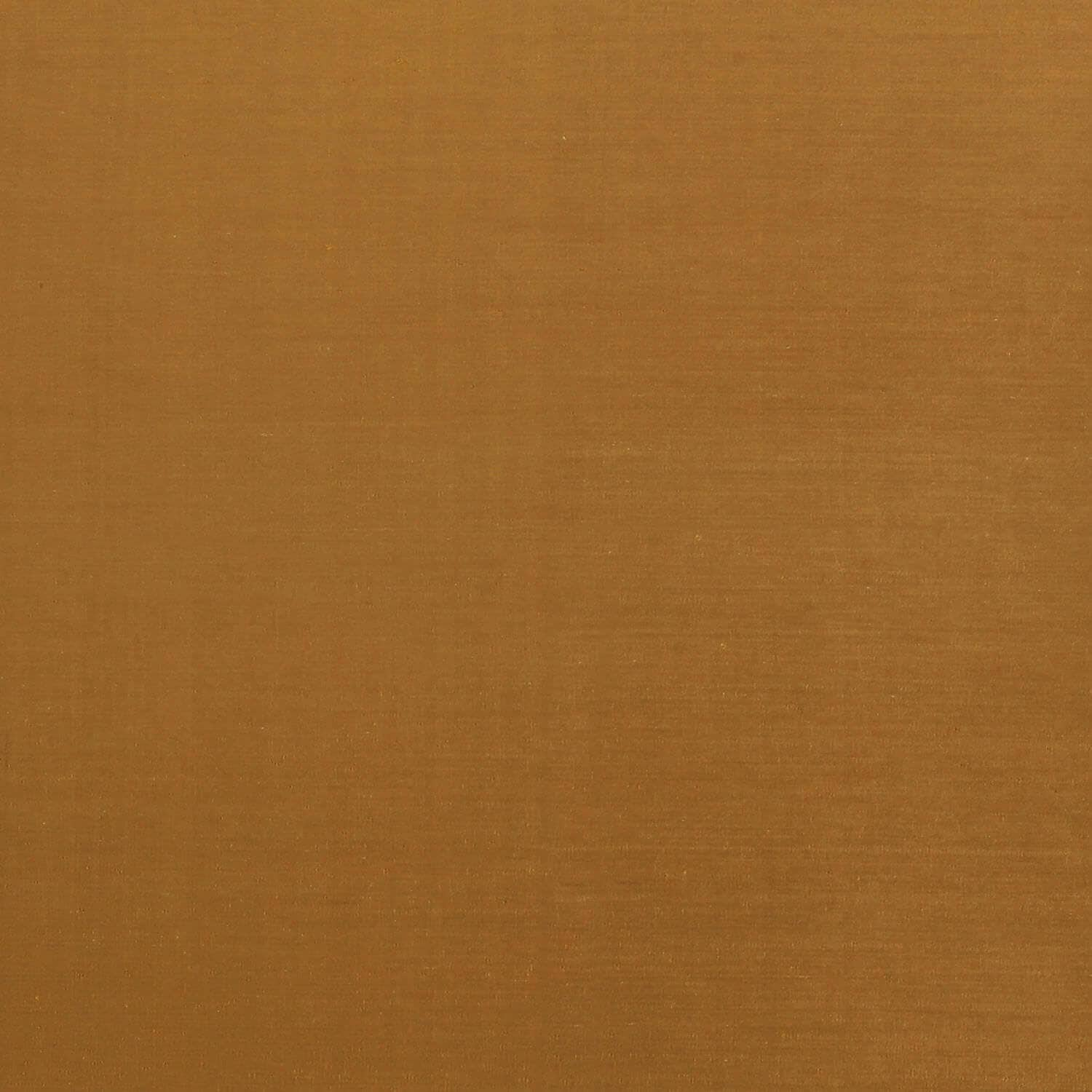 Brown Gold Thai Silk Fabric