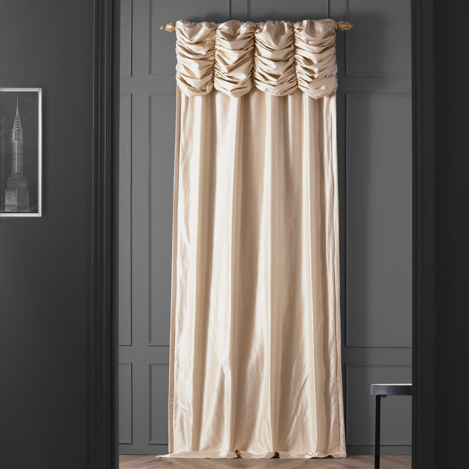 Price Ruched Pearl White Thai Silk Curtain Coupon Codes Click Here For Find Out More