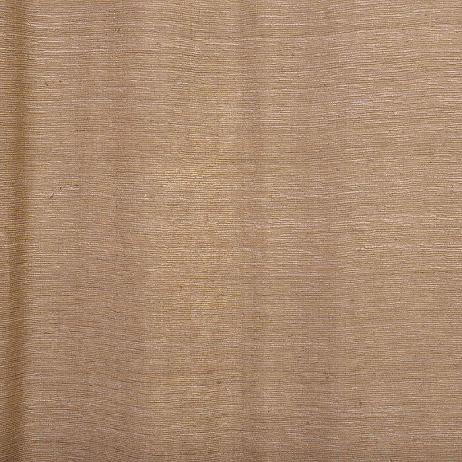 Sandalwood Raw Silk Fabric