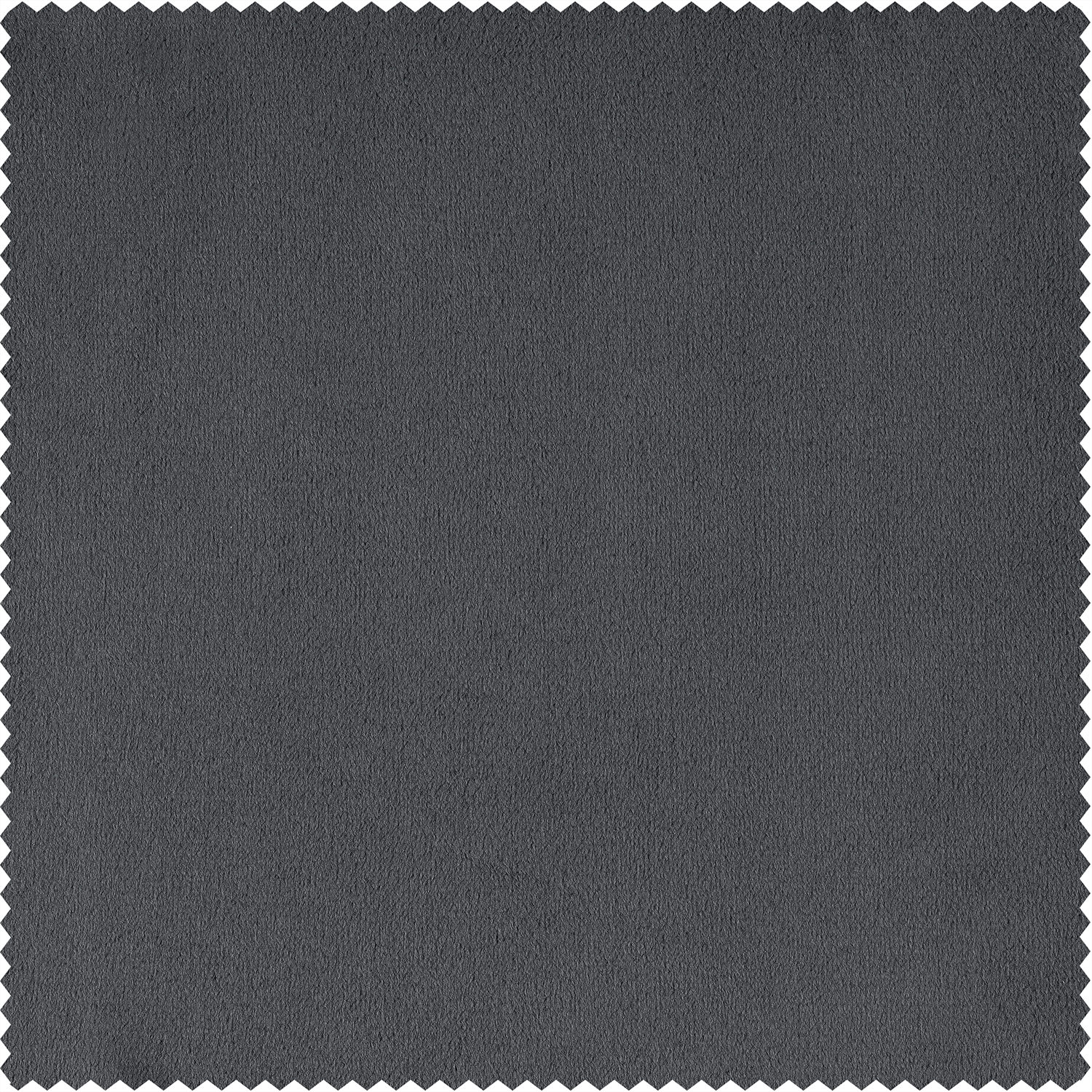 Signature Distance Blue Grey Blackout Velvet Swatch