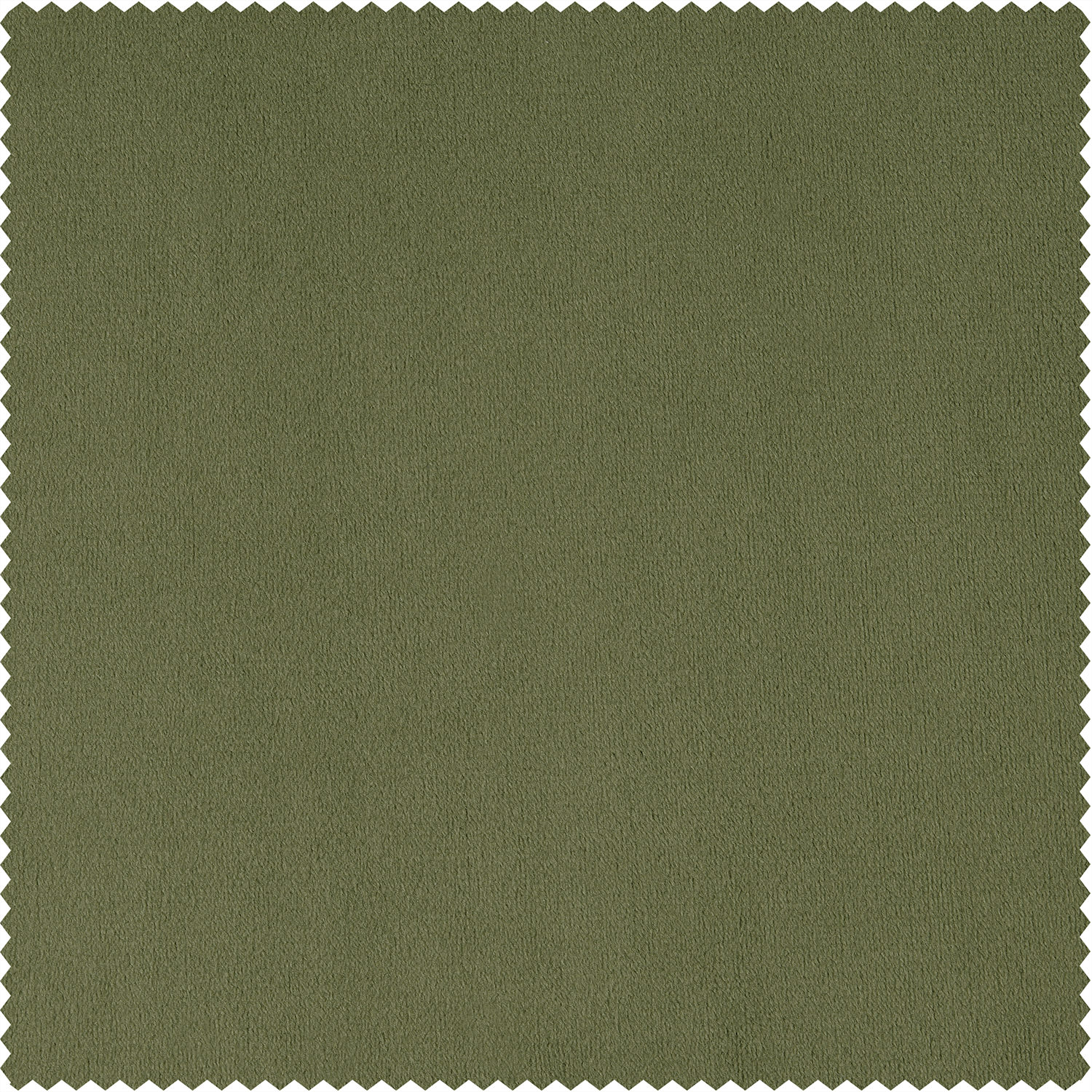 Signature Basque Green Blackout Velvet Swatch