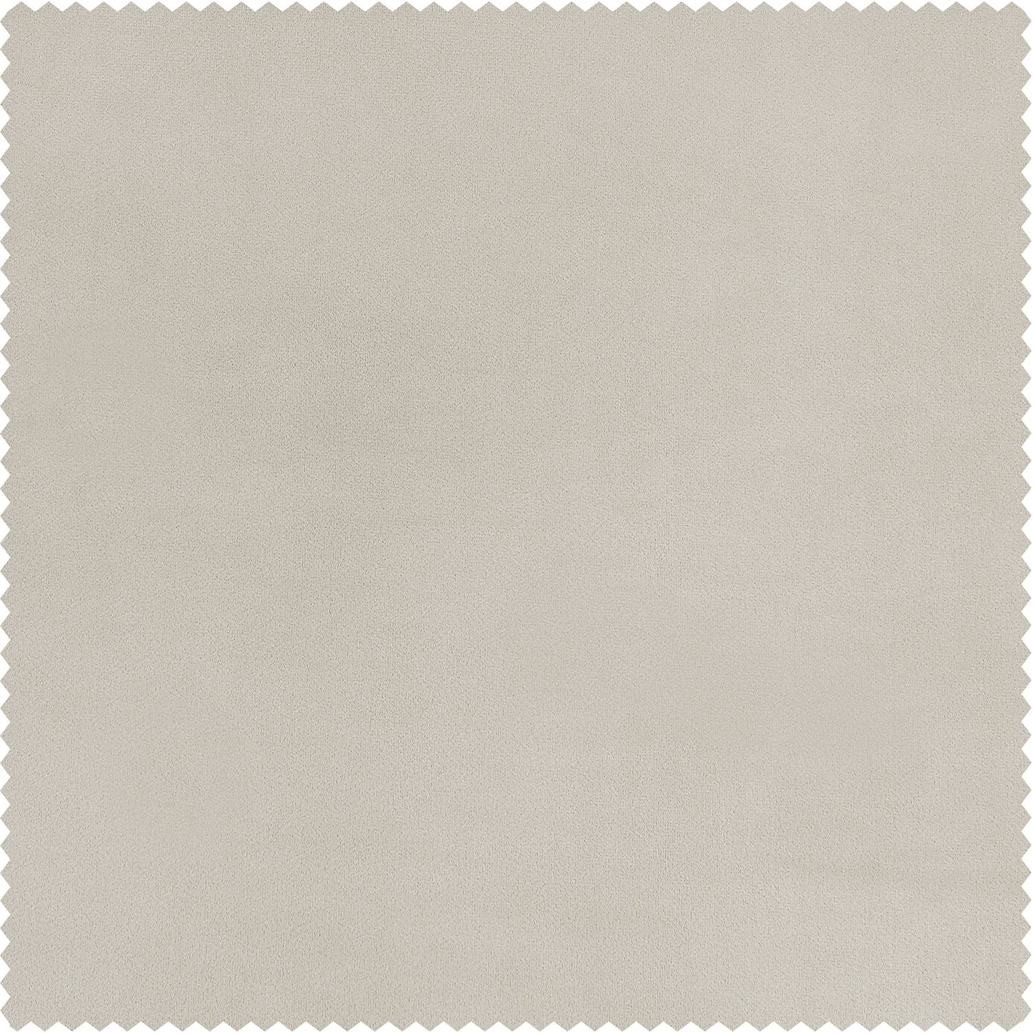 Light Beige Heritage Plush Velvet Fabric