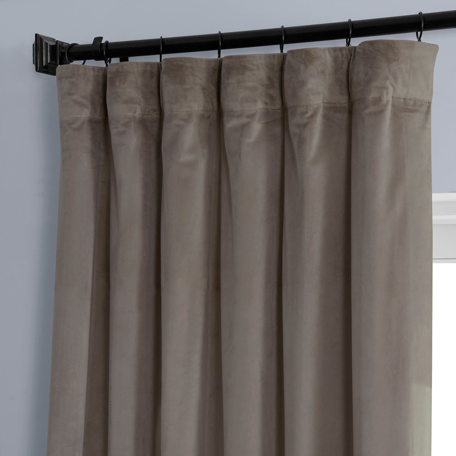 brown bath madison product shower curtain park today free shipping taupe bedding curtains venetian overstock jacquard