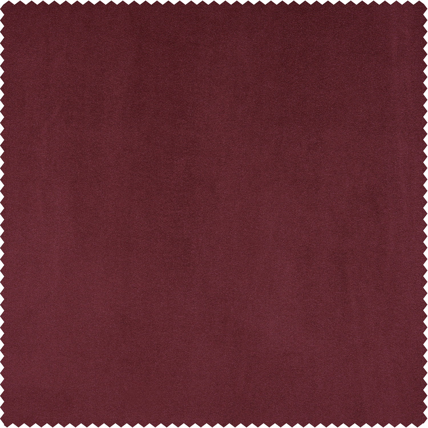 Cinema Red Heritage Plush Velvet Swatch