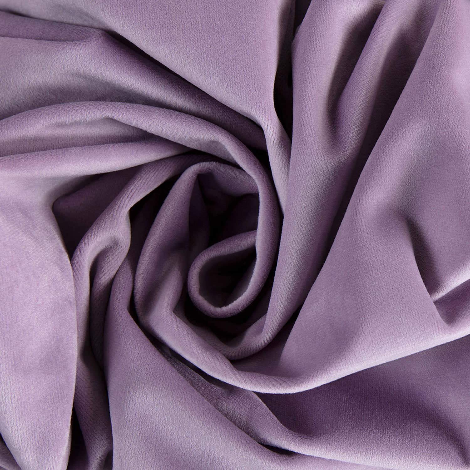 Hyacinth Heritage Plush Velvet Fabric