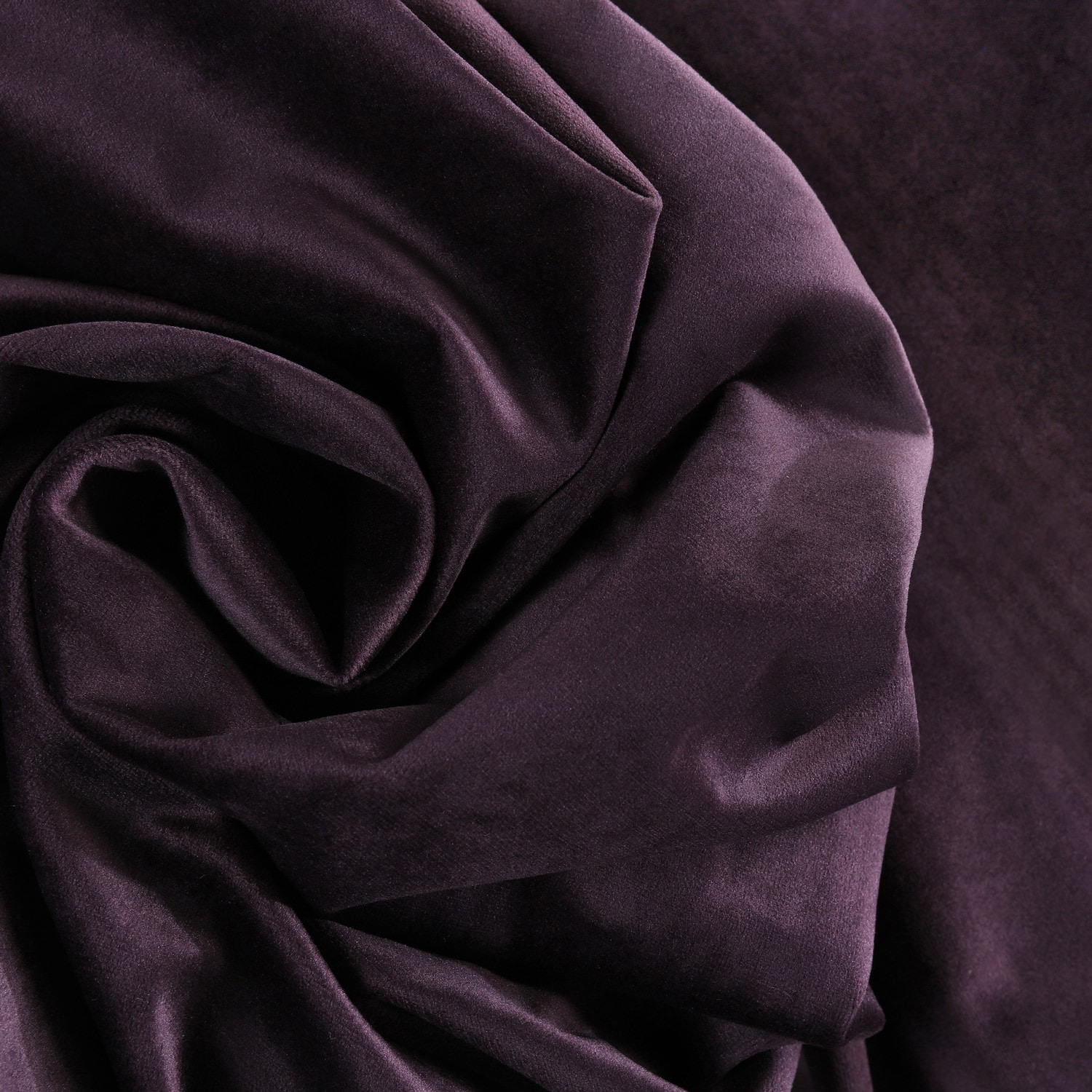 Omega Purple Heritage Plush Velvet Fabric