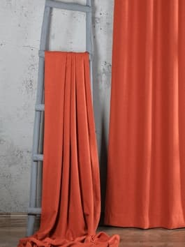 Bellino Textured Room Darkening Curtains