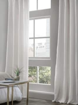 Solid Linen Curtains
