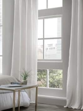 Deluxe French Linen Curtains