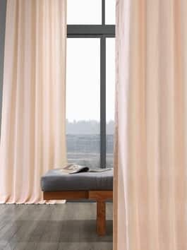 Deluxe French Linen Sheer Curtains