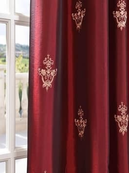 Designer Embroidered Curtains