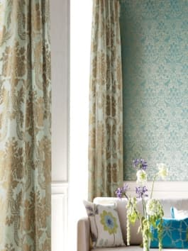 Designer Jacquard Curtains