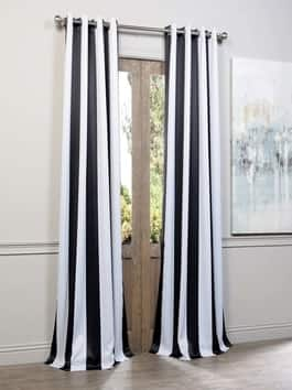 Grommet Blackout & Room Darkening Curtains