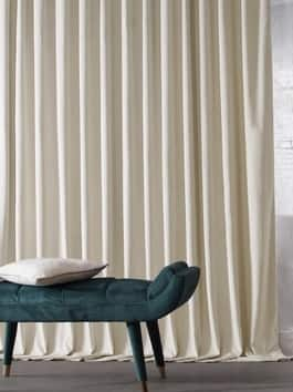 Heritage Plush Velvet Extrawide Curtains