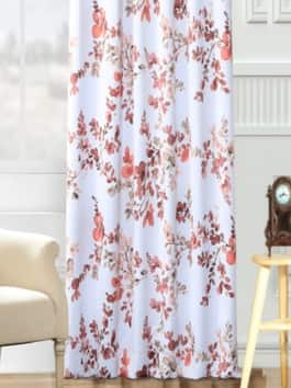 Printed Room Darkening Curtains