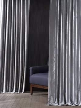 Signature Faux Silk Taffeta Hotel Blackout Curtains