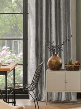 Pattern & Printed Silk Curtains