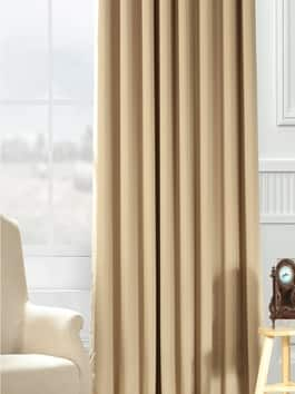 Grommet Blackout Curtains