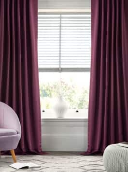 Solid Blackout Room Darkening Curtains