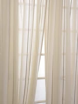 Stripe Sheers Curtains