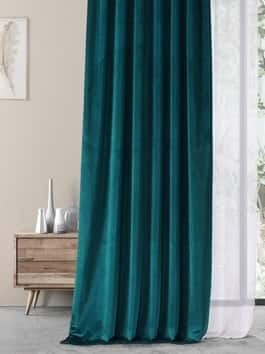 Urban Lush Velvet Curtains