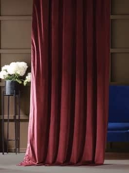 Solid Velvet Curtains