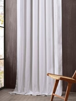 Vintage Dupioni Hotel Blackout Curtains