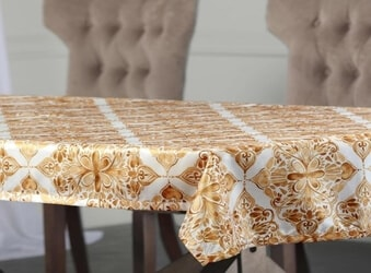 DECORATIVE TABLECLOTHS