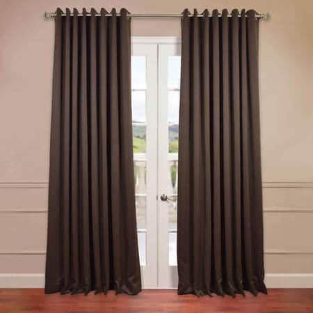 Java Grommet Extra Wide Blackout Curtain