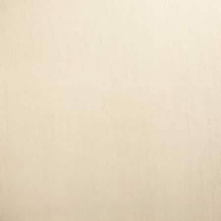 Blanc White Cotton Silk Fabric