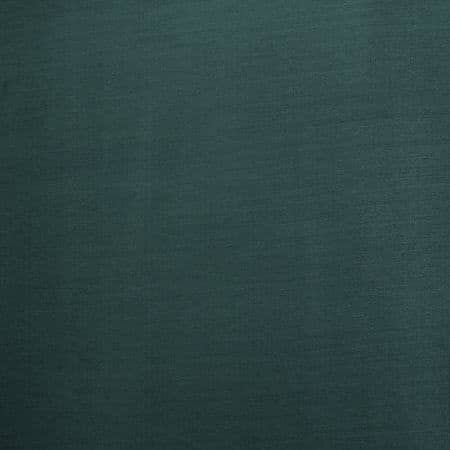 Tapestry Teal Cotton Silk Fabric