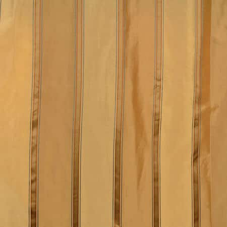 Bromley Multi Stripe Designer Silk Fabric