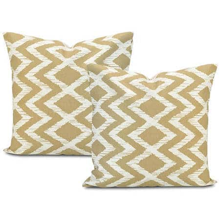 Palu Printed Cotton Cushion Cover (Pair)