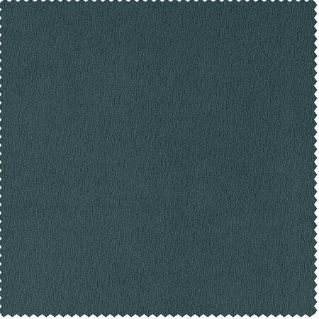 Signature Everglade Teal Velvet Fabric