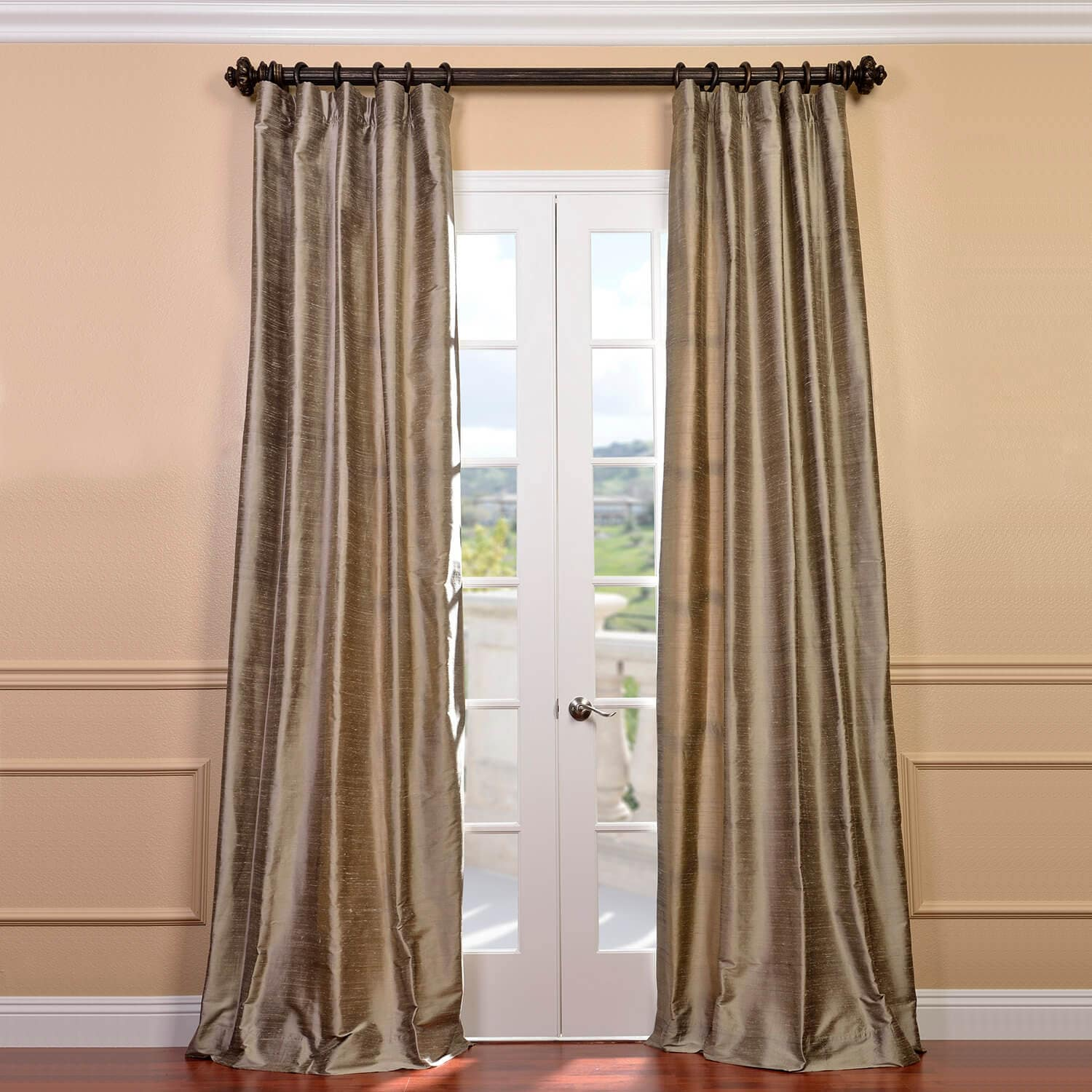 Cashmere Curtains Half Price Drapes